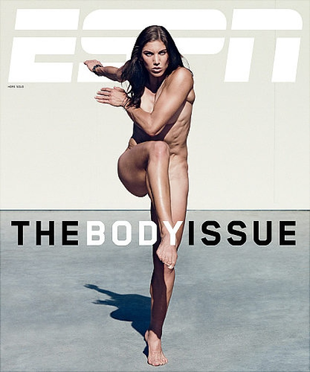 Hope Solo Drunk On The Today, Reveals Her 'Olympics Secret'