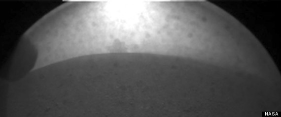 Mysterious Mars Photo: Evidence Of Green Martians?