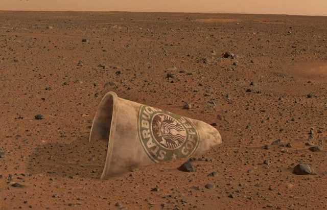 mars rover first photo - photo #34