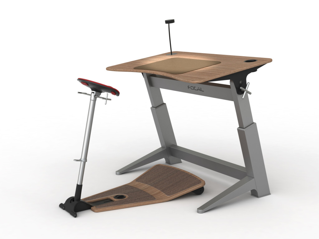 Don 39 t want to die at your desk stand more with an upright for Standing office desk furniture