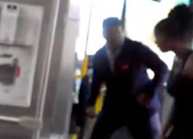 Cleveland Bus Driver Uppercut: Man Suspended For Striking ...