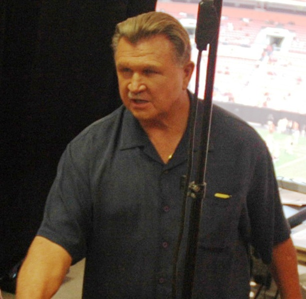 Ditka Suffers Stroke: Bears Alum Recovering In Hospital