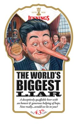 World's Biggest Liar Competition Held in Northwest England