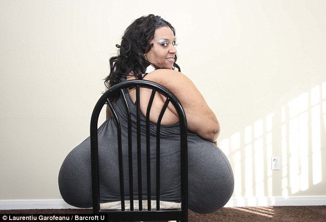 World's Largest Hips Have An 8 Foot Circumference And Are 100 Inches ...
