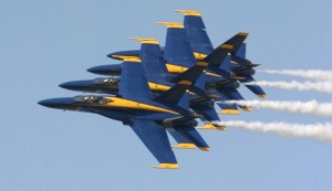 Blue Angels Air Show Cancelled