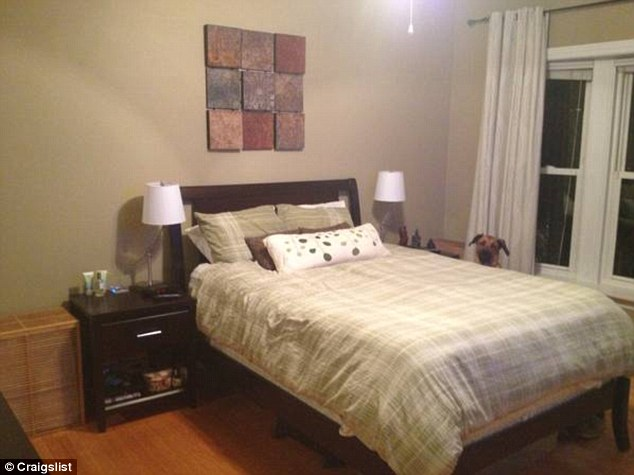 Otis Photobombs Apartment Pictures On Craig's List Ad