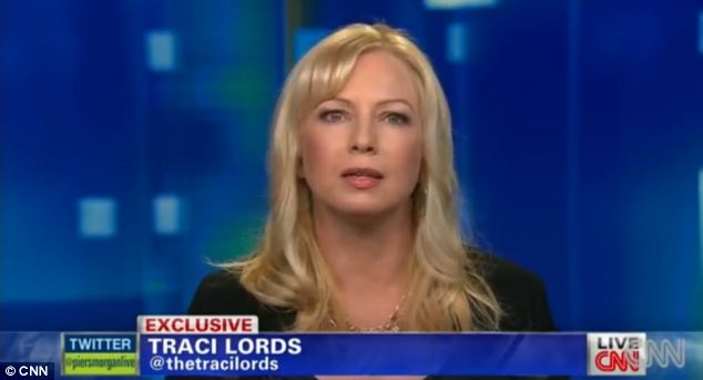 Traci Lords Raped In Same Town As Infamous Trial - dBTechno