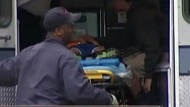 Airport Sign Kills Boy, 3 Others Seriously Injured (VIDEO)
