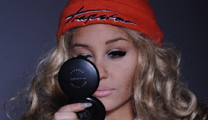 Amanda Bynes Is Unrecognizable With New Edgy Look (PIC)