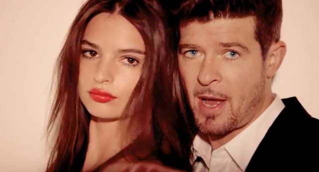 Blurred Lines YouTube Robin Thickes6