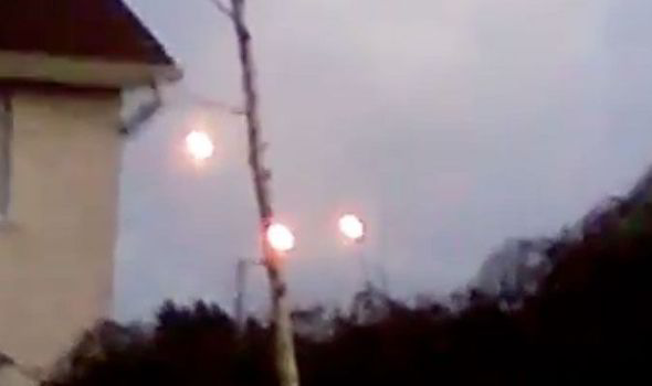 In December 2012, a YouTube user identified as Naktis Ireland, recorded nearly three minutes of video which purported to show groups of slow-moving, brightly lit UFOs over Cork, Ireland. And yet, the video wasn't posted to YouTube until March 16, 2013. While many comments and some photo experts have weighed in on the issue, the jury is still out as to what these objects were. This slide show offers several images of the UFOs as they moved slowly across the sky before disappearing behind the bushes or the house