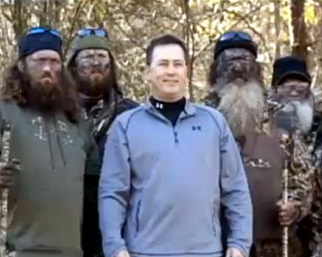 Beardless Duck Dynasty Brother Joins Cast On Duck Dynasty