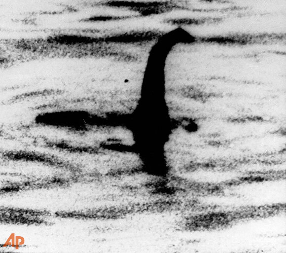 Loch Ness Monster Causes War of Words
