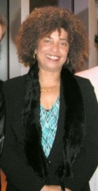 Angela Davis after a speaking engagement at East Stroudsburg University of Pennsylvania in October 2006 Hunter Kahn