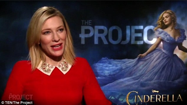 Cate Blanchett Says To Reporter, 'That's Your F**king Question? '(VIDEO)