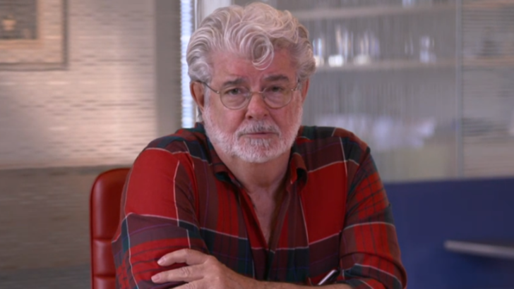 George Lucas Fox News: George Lucas mocks Fox News on 'The Daily Show' (VIDEO)