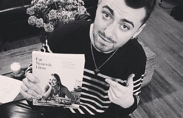 Sam Smith Weight Loss:  Smith Drops 14 Pounds  In Three Weeks
