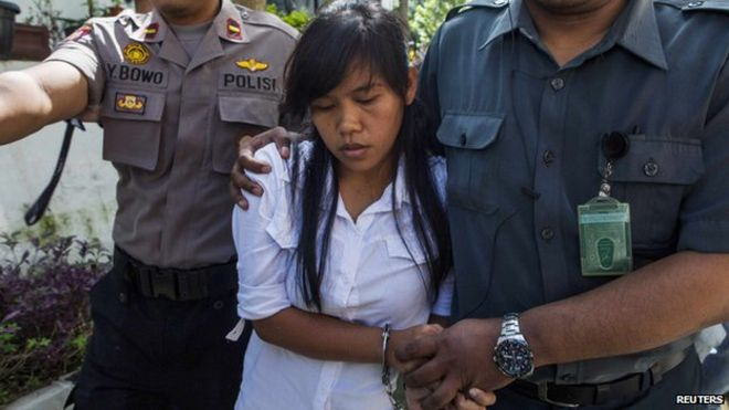 Indonesia firing squad deaths loom, International Outrage Continues