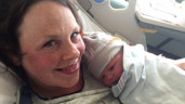 Couple Welcome 13th son (PHOTO)