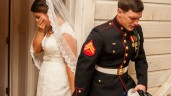 Marine bride pray photo goes viral