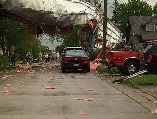 Plains storms Leave At least One Dead