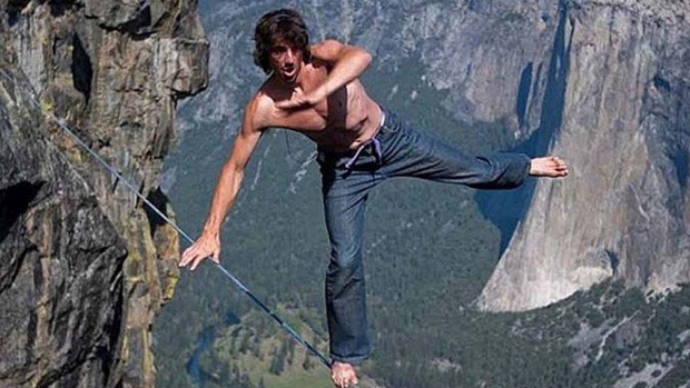 Dean Potter, Partner Die In BASE Jump In Yosemite