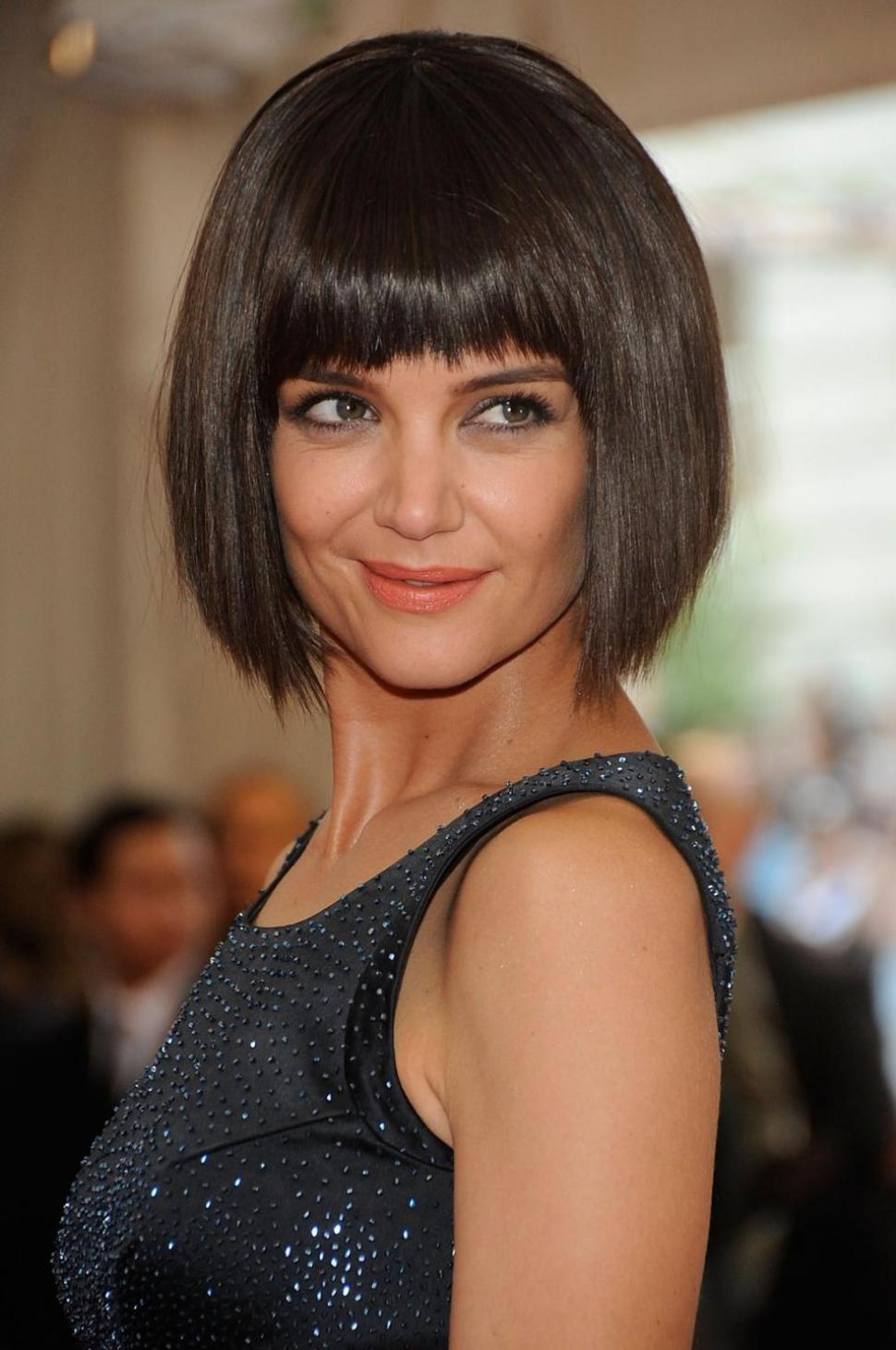 katie holmes bob makes another appearance at gala - dBTechno