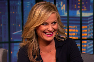 Amy Poehler Daily Show