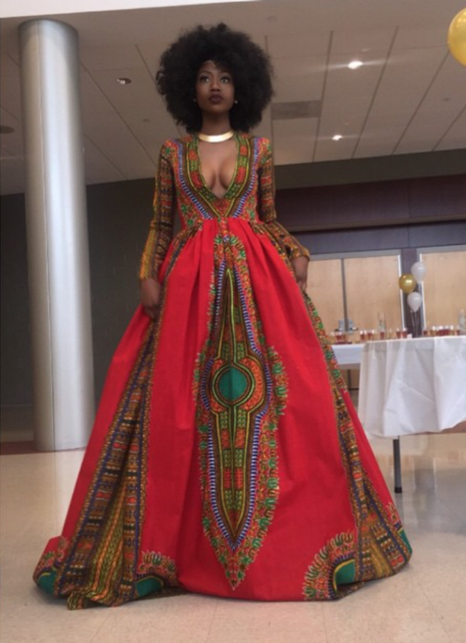 Kyemah McEntyre: Bullied Teen Wins Prom Queen With Stunning Dress ...