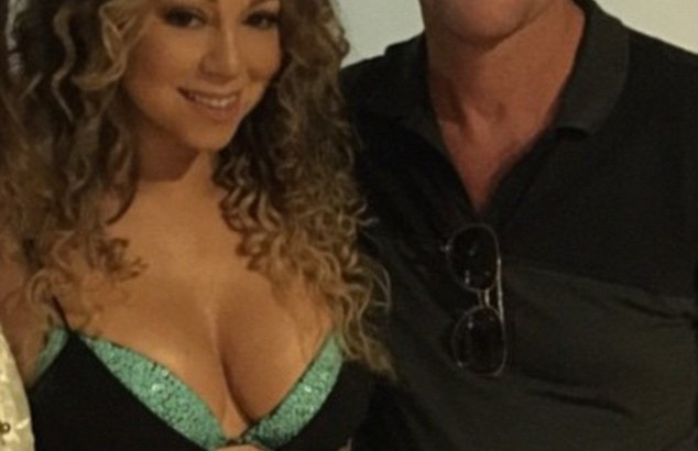 Mariah Carey Rushed To Hospital With The Flu
