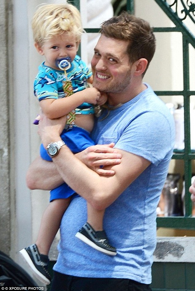 Michael Buble Announces Via Video, Baby Number 2 Is On The Way