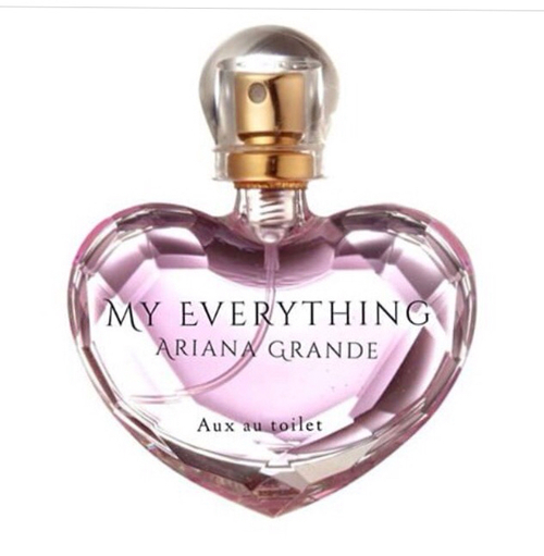 ariana grande fragrance available in september dbtechno. Black Bedroom Furniture Sets. Home Design Ideas