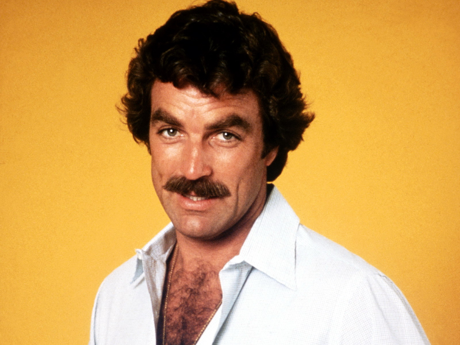 When Tom Selleck Was A...