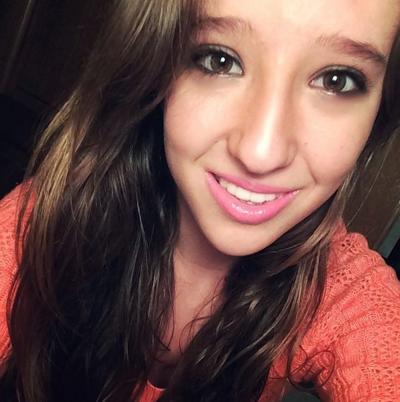 Rebecca Townsend, 17, died July 2 when she pushed a friend out of the way as they were both hit by a car while crossing a street in Danbury, Conn.