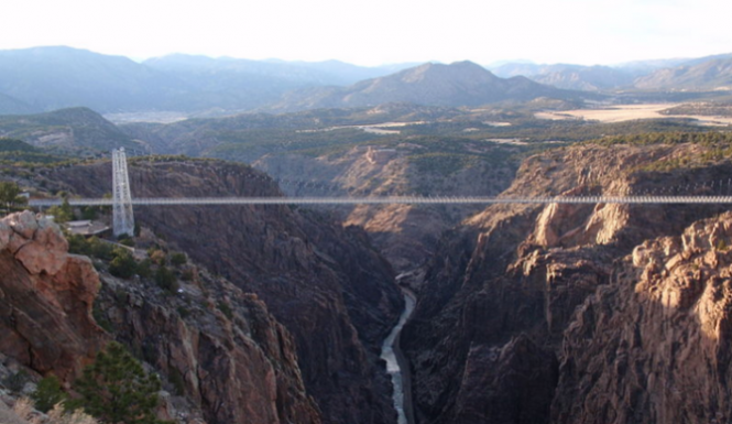 Woman Dies After 400 Foot Fall At Royal Gorge (PHOTO)