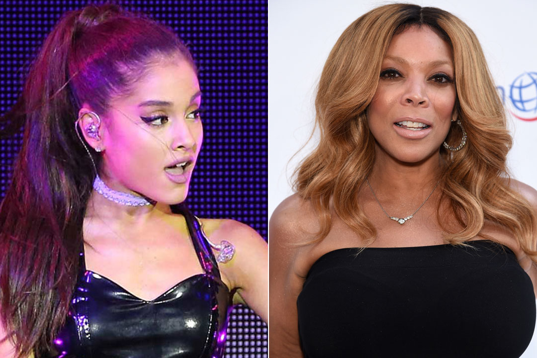 Ariana Grande Wendy Williams