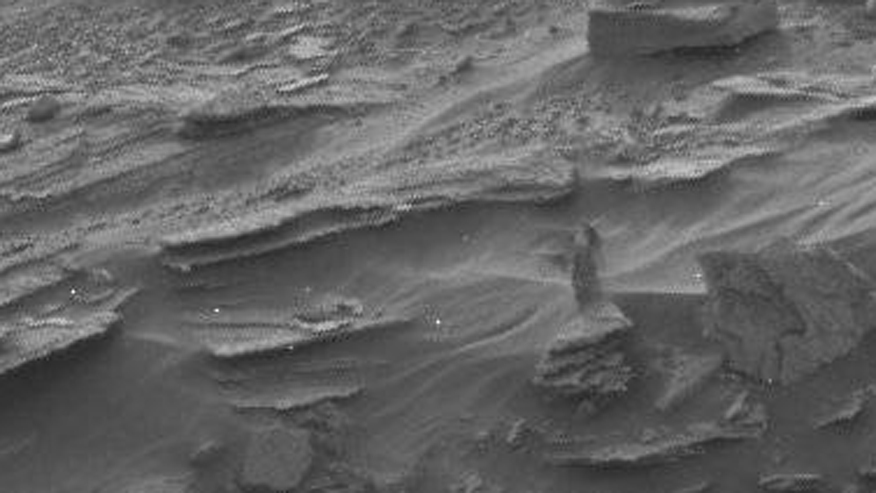woman on mars: Did Mars Rover Find A Woman On Mars? - dBTechno