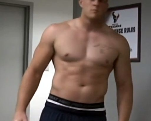 """jj watt 9000 Calorie A Diet Is Insane: """"I eat the whole time I'm not working out"""""""