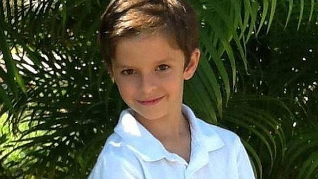Peyton McCaughey suffered brain damage after a Terminix subcontractor enclosed the family's Palm City home in a treatment tent for two days last month, then told them they could come back, CNN reported.