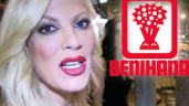 Tori Spelling to sue restaurant after sustaining burns on her arms