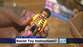 Playmobil slave collar toy sparks outrage  social media (photo)