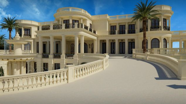$159 Million Mansion Up For Grabs in Florida Has Only 17 Bathrooms (PHOTO)