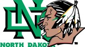 "north dakota new nickname is ""Fighting Hawks"