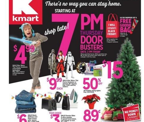 Black Friday Deals And Store Hours For Walmart, Best Buy, Target UPDATED