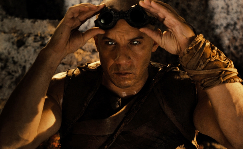 Vin Diesel announces two new Riddick projects - dBTechno