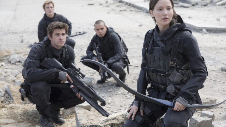 Weekend box office: 'Hunger Games' Takes Top Spot