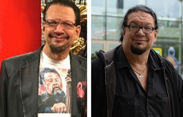 Penn Jillette Sheds 120 Pounds Thanks To tech, Training And Diet (VIDEO)
