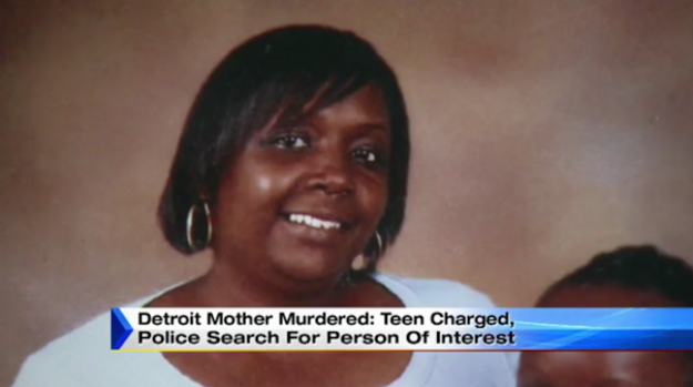 """Detroit mom killed: """"She couldn't speak. Blood was coming out of her ears"""" (PHOTO)"""