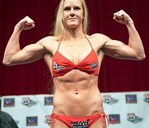 Holly Holm, Ronda Rousey Rematch Will Have To Wait