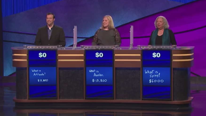 Jeopardy no winner: No One Gives Correct Answer in Final Jeopardy